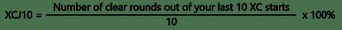 XCJ10 Calculation